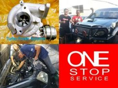 Nissan Navara Turbo 100% New Provide Install