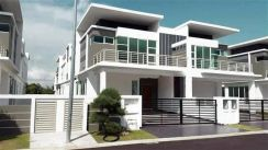 24x80 2 Storey Seremban | Resort Homes Concept | Gated Guarded