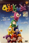Oddbods Chinese Animation Series DVD