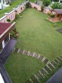 Kempas Utama Semi-D Corner Lot / Fully Renovated / Below Market Price