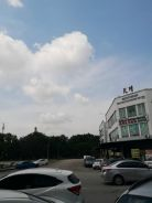 Hot area, taman daya 3 storey shoplot unblock view, tenanted for sale