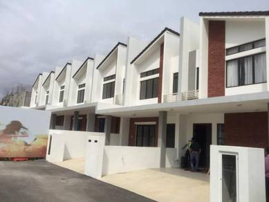 Bukit Pelali Pengerang double storey for rent ! Gated&Guarded Township