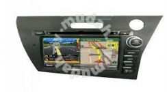 Honda crz dvd player with gps