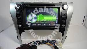 Oto navi Toyota Camry 2015 GPS Car Dvd mirror link