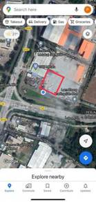 Freehold Industrial Land Frontage Road Lebuh SPA Krubong