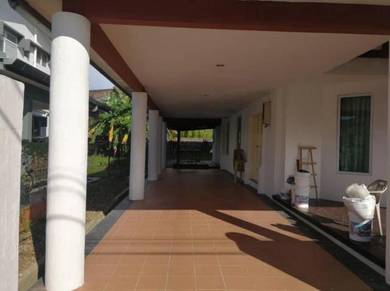 Nicely Renovated Double Storey Semi D at Jln Ong Tiang Swee