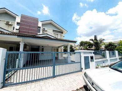 CORNER LOT 2 Storey Semi Detached House Taman Tasik Semenyih