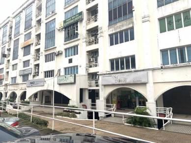 Subang business ground floor shop near Lrt Taipan