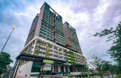 [BUY NOW & EARN 171k] Tower Baris Amanja Serviced Apartment, KL