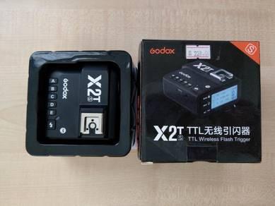 Godox X2T trigger untuk Sony