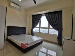 Link MRT Condo (Move in condition) Saville Cheras Condo, Cheras Batu 9