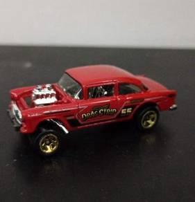 Hotwheels Chevy Bel Air Gasser from 5 pack