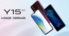 VIVO Y15 -2020 (4GB RAM | 64GB ROM) Ori MY Set