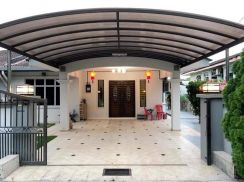 Single Storey Semi D With Semi Furnish&Renovated Nearby S2 Heights
