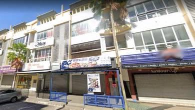 Taman Sutera Utama , 3-Storey Shop For Rent , Sutera Tanjung