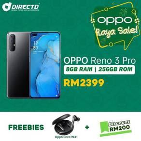 OPPO RENO 3 PRO (8GB RAM/256GB ROM/ DUAL Selfie)