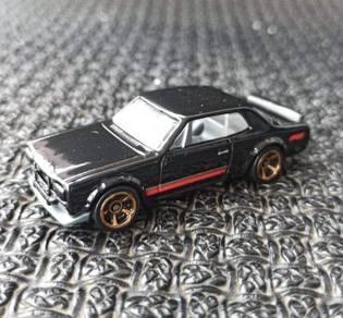 Hotwheels Nissan Skyline Hakosuka Mainline