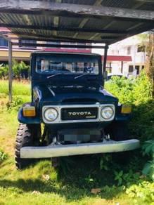Land Cruiser 4 X 4 ~ Pick up Truck