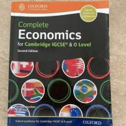 Complete economics for igcse and o level