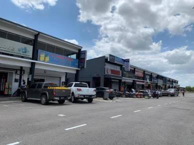 Nusa Bayu Single Storey Shoplot