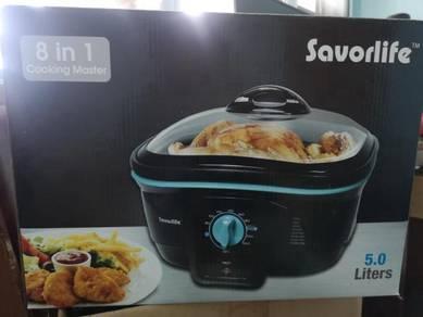 Savorlife 8in1 Cooking Master