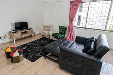 Waikiki Condo, Tg Aru, Duplex, Fully Furn, 3 Room 3 Bathroom, Seaview