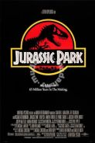 Poster movie jurassic park 1993 1
