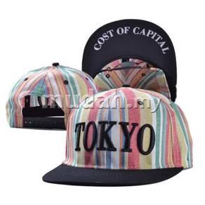 Tokyo Colorful Hip Hop Snapback Caps Baseball Cap