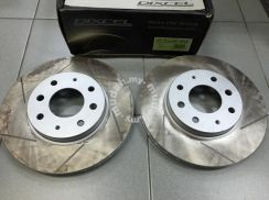 Dixcel Disc Rotor Type SD Mitsubishi Evolution 3