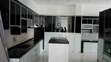 Kitchen cabinet lokasi:cyberjaya dan putrajaya