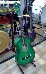 Akustik Kapok (Green)