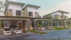 NEW SEMI-D at RIVERSIDE AVENUE -BINTULU
