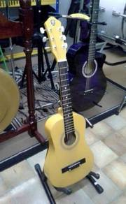 Acoustic Guitarlele (Yellow)