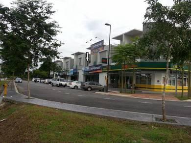 Double Story Intermediate Shop Lot in Alam Impian Shah Alam SELANGOR