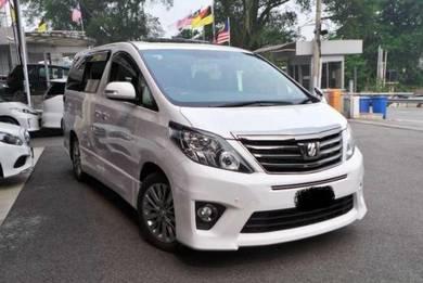 Membeli 4x4 wheel drive MPV Model n LoRi +fast+