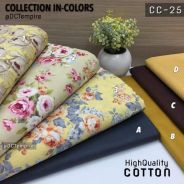 Kain English Cotton (CC-25, 26, 27)