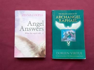 Angel Answers & Archangel Raphael two 2 books