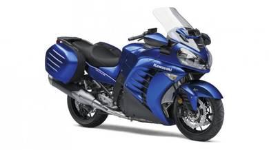 Kawasaki gtr1400 abs