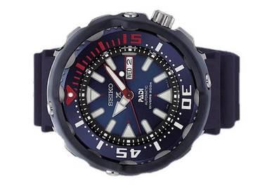 Seiko Men PROSPEX PADI Tuna Diver Watch SRPA83K1