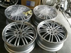 19 Enkei Auto couture 3pis made in japan