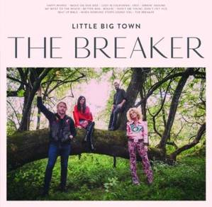 IMPORTED CD Little Big Town The Breaker