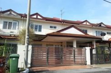 Sunway Tunas Double Storey Terrace Penang