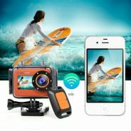 Cubiccam Action Camera - Gopro Chipset