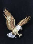 Flying eagle patch - series 1