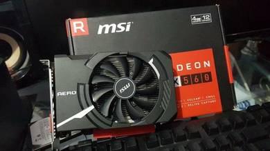 Msi rx 560 4gb oc