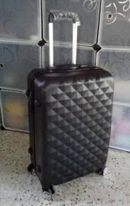 Beg luggage bagasi 20 dan 24 inci 4 roda