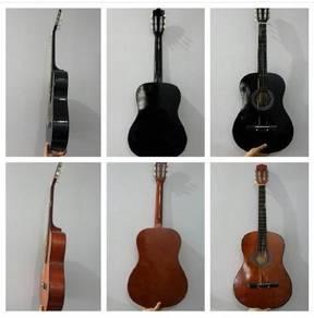 Acoustic guitar / gitar akustik