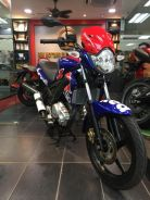Secondhand Yamaha FZ150i -Red Bull- Well Maintain