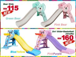 Slide Bear / Giraffe / Gelongsor