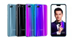 HONOR 10 (24MP + 16MP | 4GB RAM | 128GB ROM )MYset